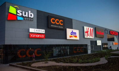 SUB CITY shopping centre sold to South African company