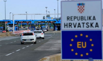 Closer border co-operation between Croatia and Bosnia