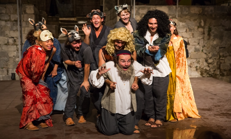 Hit play ''Marin Drzic – Victory Over the Enemies'' returns to the Dubrovnik Summer Festival