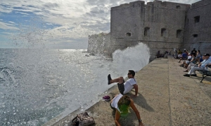 25th of February is a D-Day for Dubrovnik weather