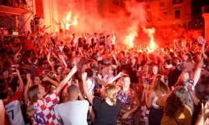 Dubrovnik goes into mass hysteria