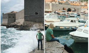 Elnar Mansurov: Traveling around the world with the polar bear mask