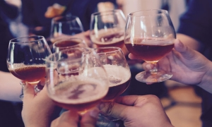 Croatians break records in drinking coffee, beer and wine