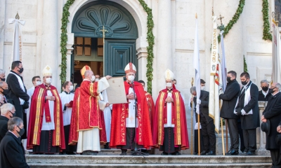 The 1049th Festivity of St. Blaise is open