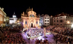 Spectacular Opera Gala for the end of the Dubrovnik Summer Festival