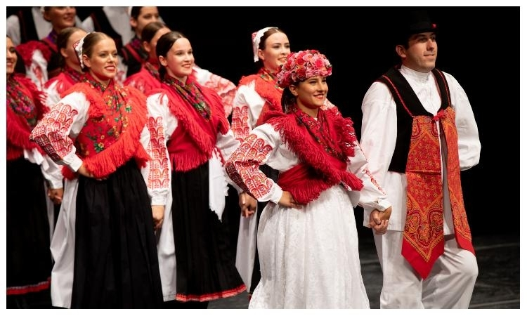 Folklore Ensemble Lindo to perform twice at the Dubrovnik Summer Festival