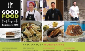 Gastro workshops and presentations part of impressive Good Food Festival 2019 program