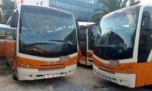 Dubrovnik bus company upgrades fleet