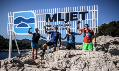 VIDEO – Ivica Kostelic and his team run around the whole island of Mljet