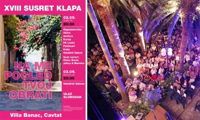Festival of Klapa in Cavtat