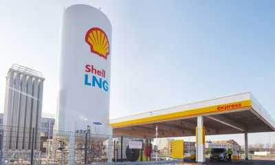 Croatia's first LNG filling station on the way