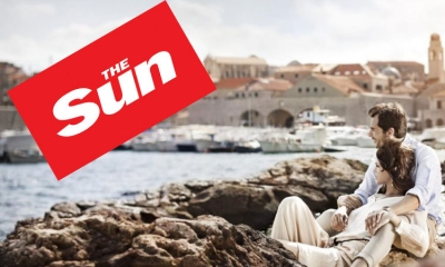 THE SUN – Dubrovnik the ideal place to get married in 2019