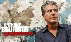 ''If you have never been here, you're an idiot'' - Anthony Bourdain