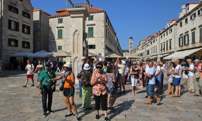 Dubrovnik records two millionth tourist overnight stay