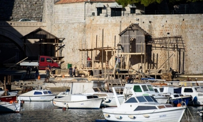 PHOTO GALLERY – Nottingham comes to Dubrovnik as Robin Hood set expands