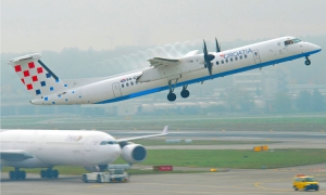 Covid-19 pandemic collapses Croatia Airline figures to 1999 levels