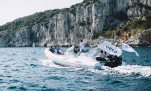 Go island hopping in Dubrovnik with Uber