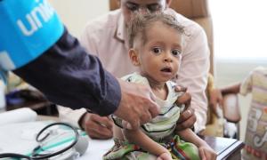 Croatians raise 1.4 million for children of Yemen