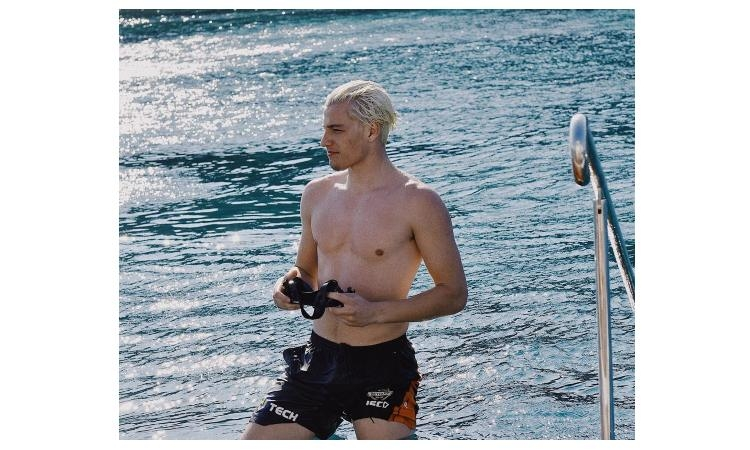 Jon Bon Jovi's son shares photos from Korcula