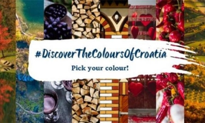 'Discover the Colours of Croatia' campaign launched