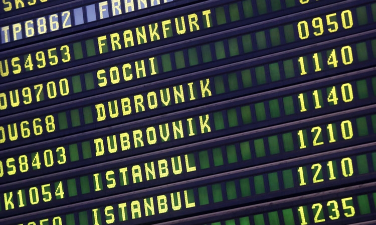 Busy year for Croatian airports