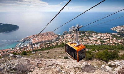 Dubrovnik Cable Car starts working again
