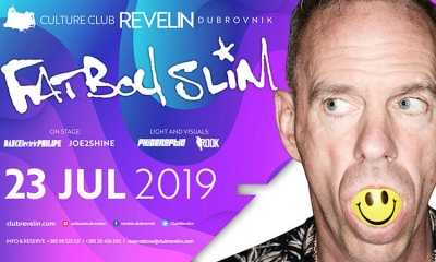 Fatboy Slim to perform in Dubrovnik this summer