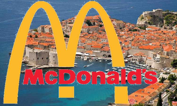 McDonalds could open first restaurant in Dubrovnik soon
