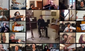 VIDEO – Dubrovnik Symphony Orchestra brings Idyll to your homes