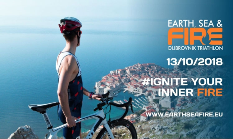 EARTH, SEA & FIRE - Dubrovnik Triathlon: Ignite your inner fire in Dubrovnik!