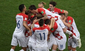 Croatia go viral with World Cup success - more Google searches than ever before