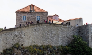 More tourists on the City Walls than ever before