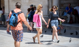 PHOTO – Weekend of warm weather in Dubrovnik