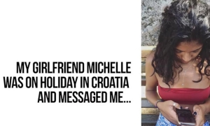 Romantic story of the year – he travels 30 hours to surprise his girlfriend in Croatia