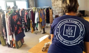 Another record year: DFC Second Hand Sale raises over 60 thousand kuna for local charities