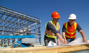 Construction industry slowly recovering from slump