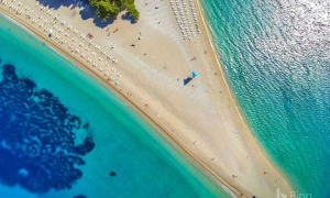 Unique Croatian beach brings some sunshine (and a giant penis) to Bing