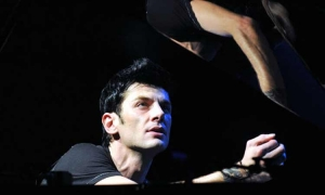 Maksim Mrvica performs at the largest show in China