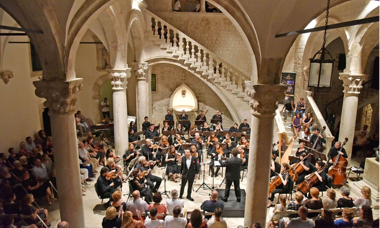 Opera in the Rector's Palace