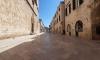PHOTO - Coronavirus Dubrovnik: streets echo to silence in COVID-19 lockdown