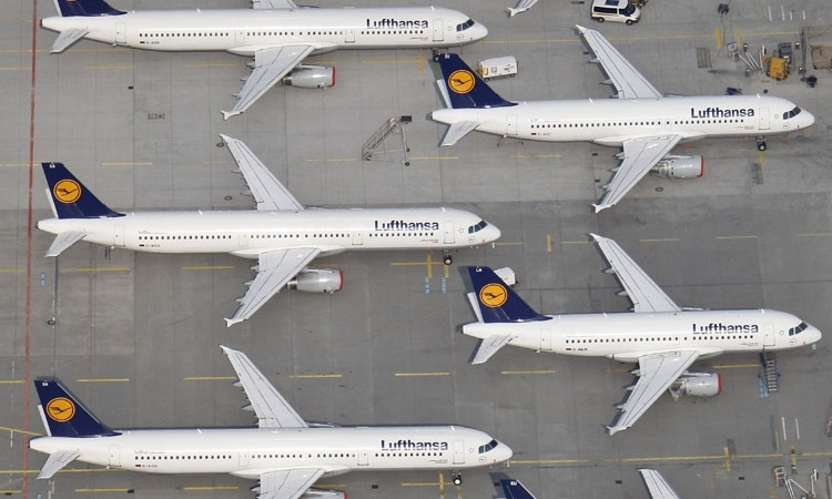 Lufthansa returns a great number of flights to Croatia