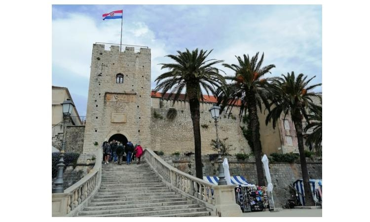 PHOTO – Our little postcard from Korcula