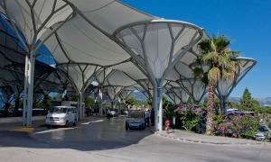 Split Airport has record breaking weekend