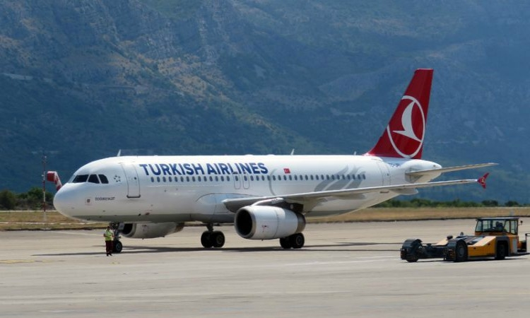 Turkish Airlines adds more flights to Dubrovnik-Istanbul line