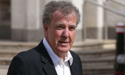 Jeremy Clarkson turns his attention to the fashion world
