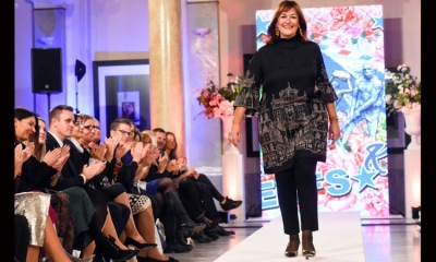 Dubrovnik MEP finds new role on the catwalk