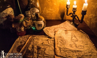 Mystery awaits this Christmas in the Dubrovnik Escape Room