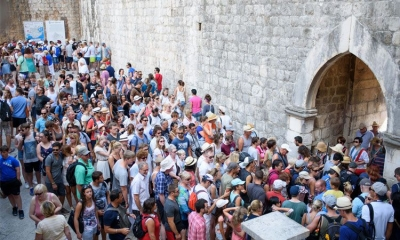 Croatia – first on the list of countries that are suffering from overtourism
