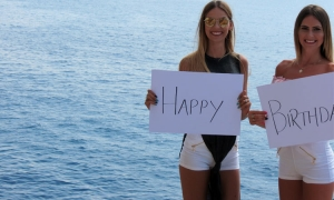 VIDEO – Happy Tenth Birthday Surprise