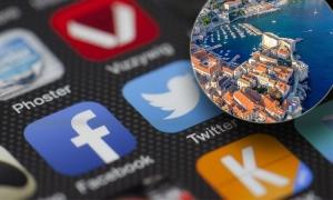 Dubrovnik the darling of the social media scene in Croatia